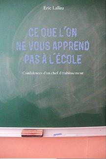 Cover Livre Eric Lallau