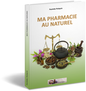 Cover Livre Pharmacie naturelle