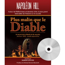 Cover livre Plus malin que le diable